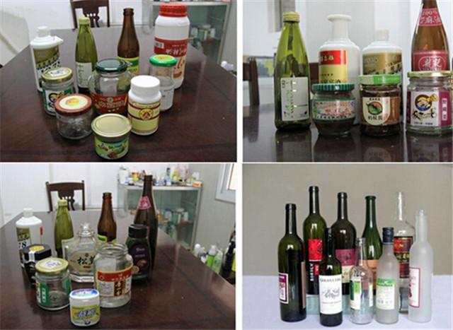 Ženklinimo mašinos apvalios butelių etiketės taikymas: