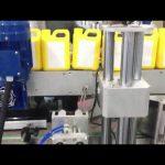 Automatinė švaresnių skysčių butelių etikečių klijavimo mašina