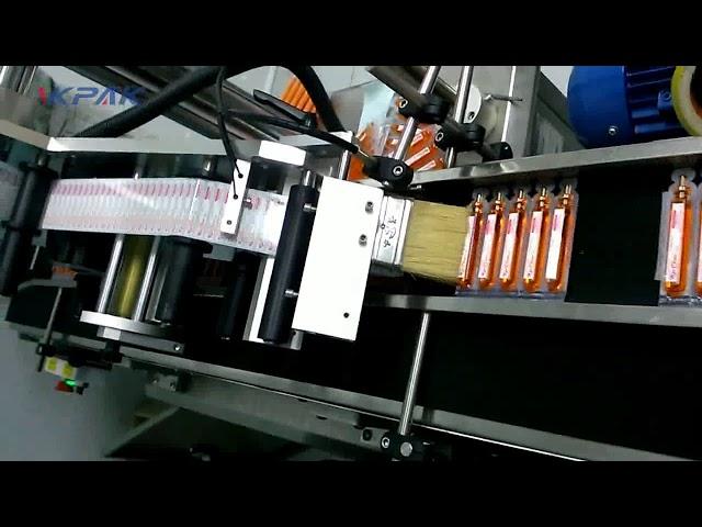 Automatinis kraujo tūbelių žymėjimo aparatas