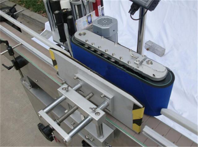 Automatinio vertikalaus apvalaus butelio ženklinimo mašinos informacija