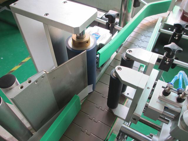 Automatinės vertikalios apvalios metalinės skardinės ženklinimo įrangos mašinų detalės