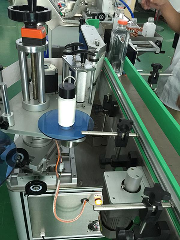 Automatinių vertikalių kvadratinių butelių keturių pusių etikečių klijavimo mašinos informacija