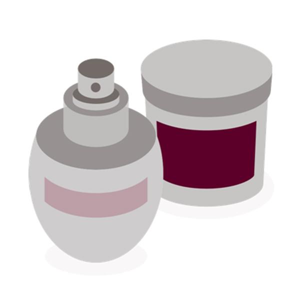 """Kosmetikos etiketės """"Can & Jar"""""""