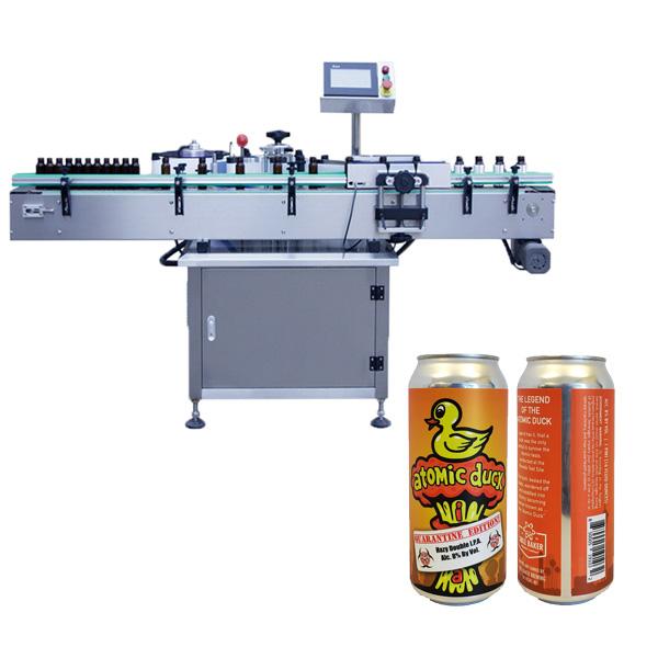 Ar etikečių klijavimo mašina