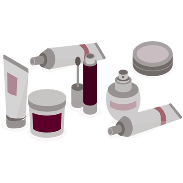 Kosmetikos ženklinimo įranga