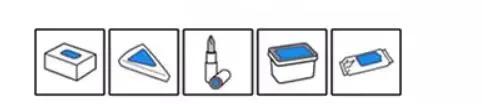 Didelio tikslumo automatinė dėžutės viršuje plokščia etikečių klijavimo mašina