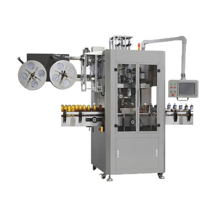 Aukštos kokybės automatinė tempimo rankovių ženklinimo mašina