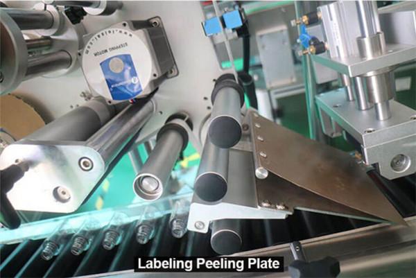 Didelio greičio horizontalių apvyniojimų apvalių butelių buteliukai Švirkštai Ženklinimo įrangos informacija