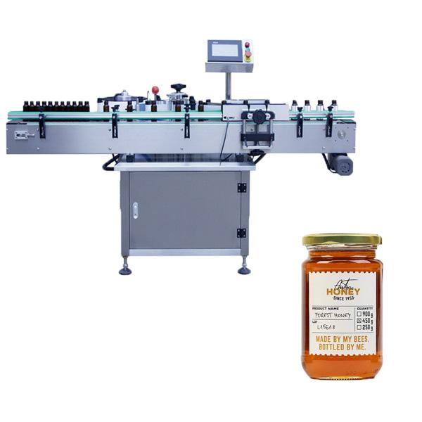 Stiklainių etikečių klijavimo mašina