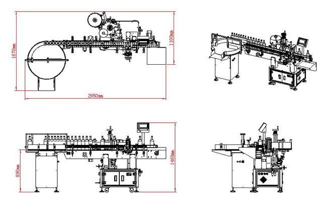 Mašinos konstrukcijos brėžinys