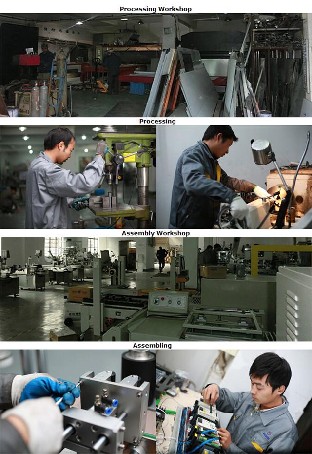 Plokščio paviršiaus butelių dėžutės, brošiūrų ženklinimo mašinos gamybos procesas