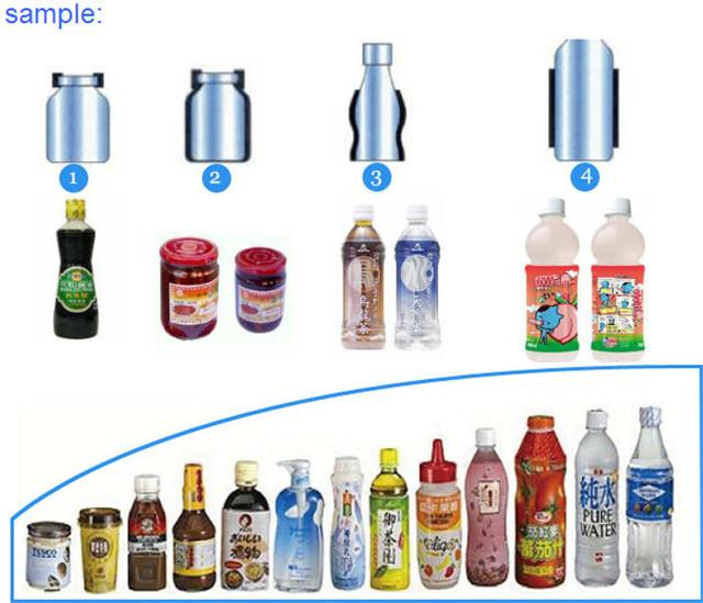 Galutinių produktų mėginių žymėjimas rankovėmis