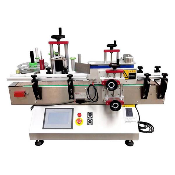 Stalviršio dažai gali apvynioti butelių etikečių klijavimo mašiną